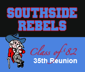 Southside HS Class of '82 Reunion